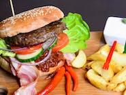 5. Bacon Burger