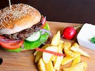 3. Grappa Burger