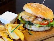 4. Chicken Burger