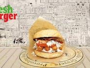 Chicken Becon Burger