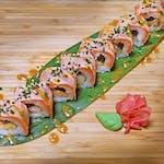 Sake Yaki Paradise roll