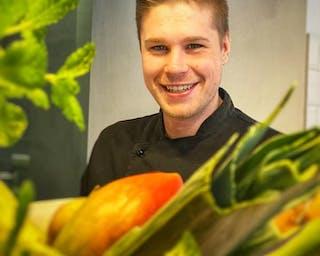 Szef kuchni Wojciech