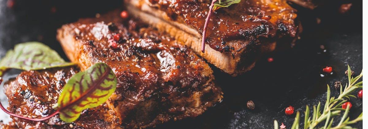 Mięsa: drób i wieprzowina