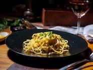 Paste aglio olio e noci