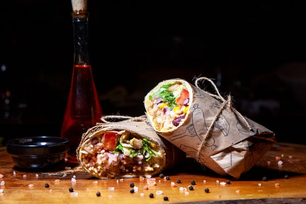 Clasic Burrito