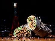Spicy Asian Burrito