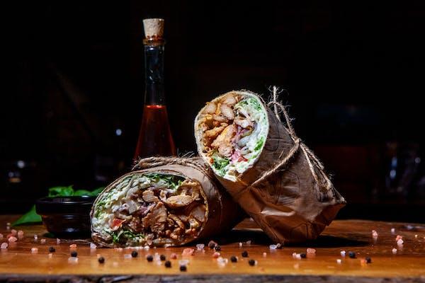 Gyros Burrito