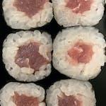 hosomaki z tuńczykiem