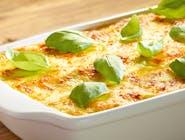 Lasagne naleśnikowa mięsna