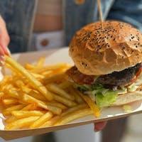 Frytki GRATIS do każdego burgera !!!