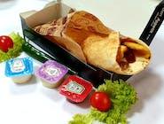 Deja-Vu Roll Kebab