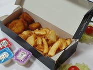 MENIU Nuggets pane de pui