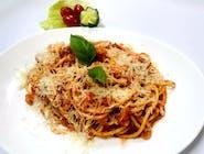 Spaghete cu creveți