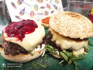 Francuz Burger / Французский бургер