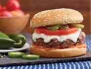 Jalapeno Burger /Халапеньо бургер