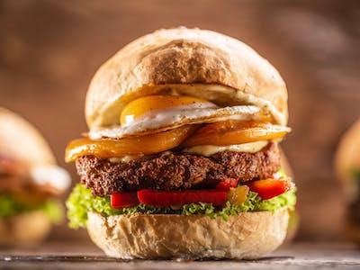 Mungo burger