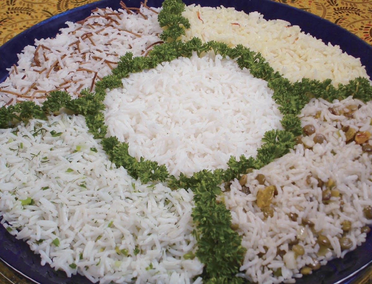 Ryż basmati i biriyani