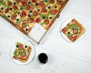 Pizza California 70cm