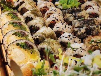 Statek Sushi