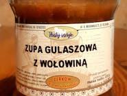 Zupa gulaszowa z wołowiną /0,5l/
