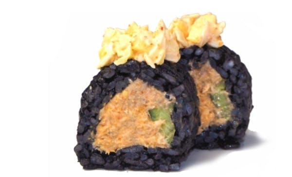 Black Sake Roll 6 szt