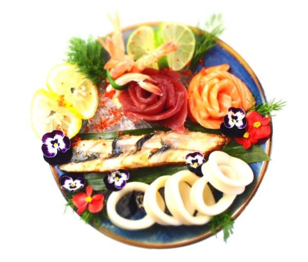 duże sashimi 25 szt