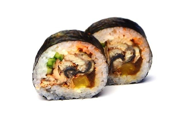Grill Spicy Unagi 6 szt