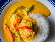FISH YELLOW CURRY