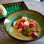 Tajskie Vege Curry
