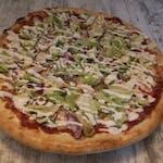 23. Pizza Kebab XXL