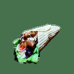 Yufka s bielou tortilou