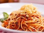 Spaghetti aĺa Mamma Mia