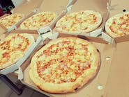 Pizza ananasso - 1020g