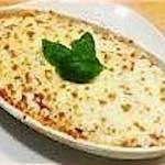 Spagetti Bolognese zapiekane w piecu