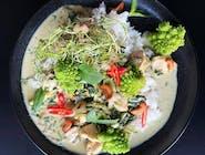 Thai Basil Green Curry