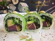 Tataki Tuna Green Roll