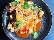 Pat Thai Kurczak/Krewetka/Tofu