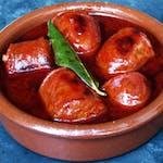Chorizo w Winie -Chorizo al Vino-