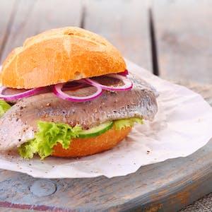 Fishburger Holenderski