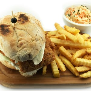 Fishburger tradycyjny