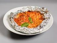 Paste la cuptor - Spaghetti folie