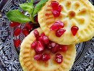 Ciastko arabskie Mamoul