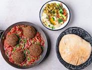 Szakszuka & Falafel