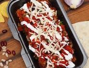 Burrito de Pui la Farfurie