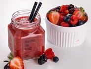 Suc pentru detoxifiere cu fructe de pădure