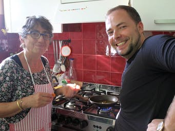 Gotowanie z Chiarą w Bolonii
