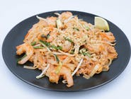 Krok 1: Pad thai - makaron ryżowy  z sosem z tamaryndowca