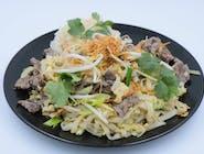 Krok 1: Pho - makaron ryżowy wstążki