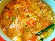 Zupa krewetkowa