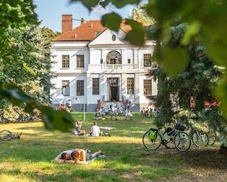 Pałac w Gawłowie